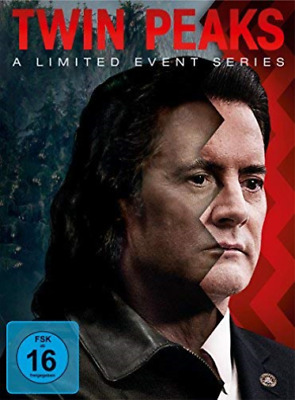 Twin Peaks-A Limited Event Series-Special Edit - (German Imp (Us Import) Dvd New