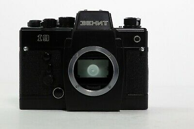 Zenit 19 Camera  + Leather Case For Parts