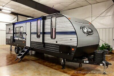 2020 Forest River Cherokee 274RK Near New Used Rear Kitchen Travel Trailer Sale