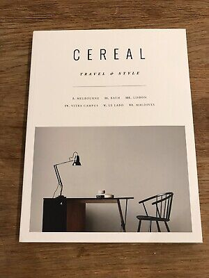 Cereal Magazine Issue 9. Travel, Style, Art and Culture.