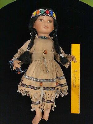 Native American Pot Doll