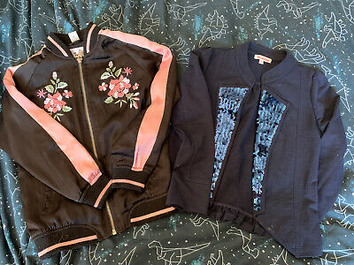 Girls Age 7 Jackets Bluezoo And Tu