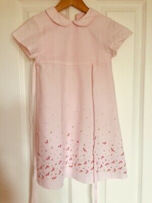 Jacardi Pink Girls Dress Age 6 Unworn