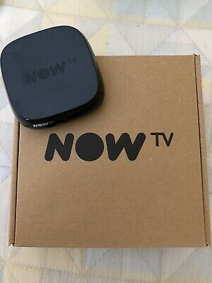 Now tv box Powered By Roku SmartTv Internet Sport Intrattenimento Cinema