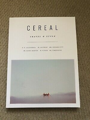 Cereal Magazine Issue 10