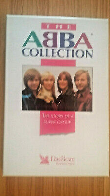 4 MC's The ABBA Collection - The Story of a super Group