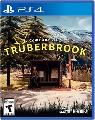 Truberbrook-Truberbrook (Us Import) Game New