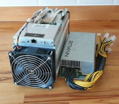 Antminer S9 13.5T With Bitmain PSU