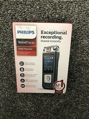 Phillips VoiceTracer Audio Recorder, Brand New In Box