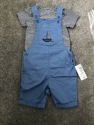Brand New M&S Baby Boy Summer Outfit 2-3 Years