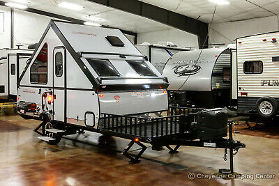 New 2019 Flagstaff T12RBTHSE Off Road A-Frame Toy Hauler AKA Rockwood A122THESP