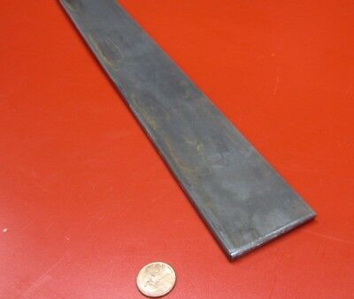 "5160 Spring Steel (Knife, Blade) Bar .214"" (+/-.006"") Thick x 2 1/4"" Wide x 36"""