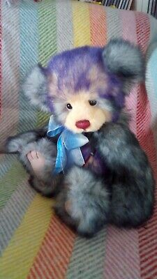 Charlie Bears Candy  retired 2010  RARE