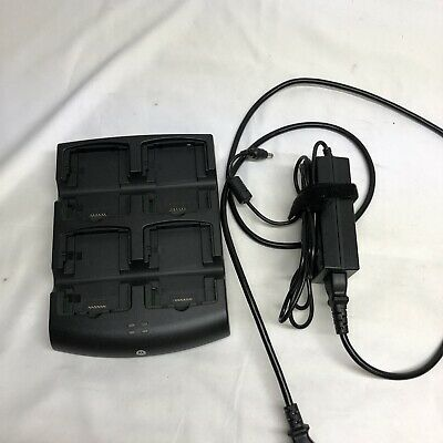 Symbol Battery Charger Charge Cradle SAC7X00-4 For Use W/ MC70 MC75 FR68 FR6000