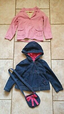 Girls clothes - 5-6 y - 2 jackets