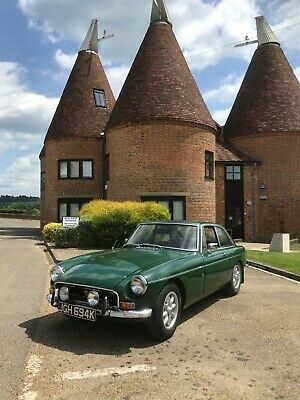 Classic 1971 MGB GT 1798 cc just one previous owner, who owned for 49 years