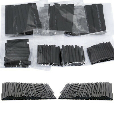 127pcs Professional Practical 2:1 Insulation Home Environmental Heat Shrink Tube
