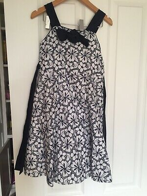 BNWT David Charles Designer Girls Dress Age 7