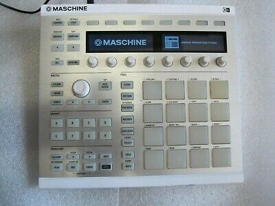 Native Instruments Maschine Mk2 (White) Controller Only