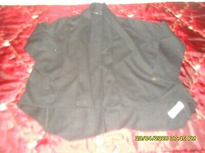 Girl's black jacket - George Asda - Size 5-6 years