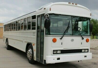 2009 Blue Bird School Activity Bus Skoolie RV motor home 8.3L Cummins Used Buses