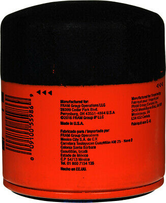 Engine Oil Filter-Extra Guard Fram PH12060