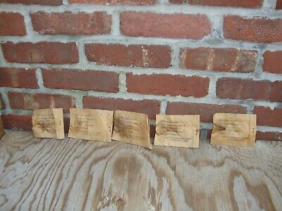 Original USGI WWII Lot Of Ten Auto Ordinance Thompson 1927 1928A1 Ejectors WW2
