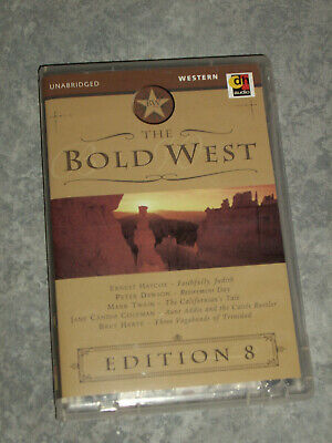 The Bold West - Edition 8 - Cassette Audio Book