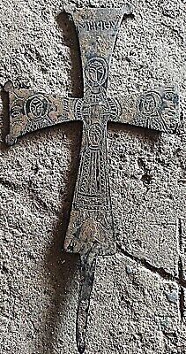 Very Rare and Beautiful Ancient Byzantine Cross