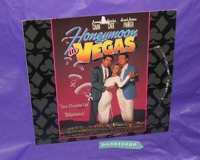Honeymoon In Vegas Laserdisc Movie