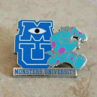 Pin Trading Disney Pins Monsters Inc Monsters University MU Sulley Sullivan