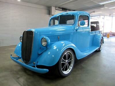 1937 Ford Pick-up Truck  1937 Ford Pick-up Truck  21,148 Miles Blue  Select Automatic