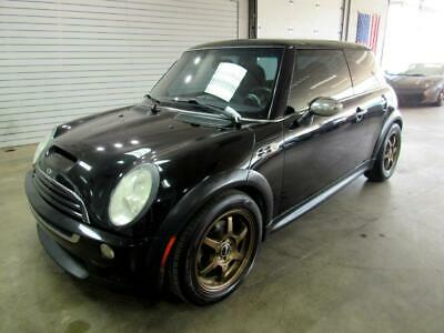 2005 MINI Cooper S 2005 MINI Cooper S 150,699 Miles Black  1.6L L4 OHC 16V SUPERCHARGER Manual