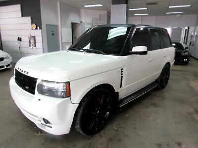 2008 Land Rover Range Rover Supercharged 2008 Land Rover Range Rover Supercharged 89k FULL CUSTOM