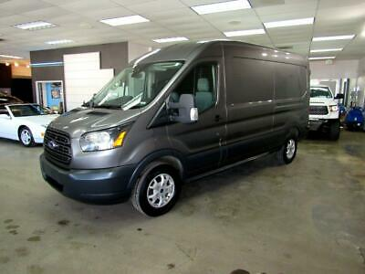 2015 Ford Transit Connect 250 Van Med. Roof w/Sliding Pass. 148-in. WB 2015 Ford Transit 250 Van Med. Roof w/Sliding Pass. 148-in. WB 154,719 Miles Gra