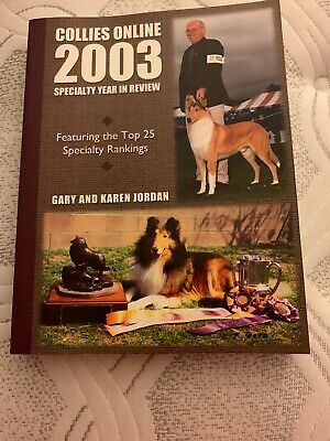 Collies Online 2003 Specialty Year In Review