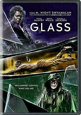 Glass  >>>New Dvd