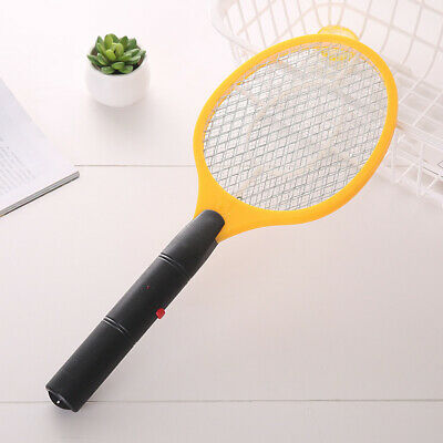 Camping Convenient Battery Powered Home Hand Bedroom Night Electric Pest Swatter
