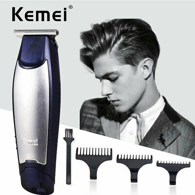 Electric Trimmer Hair Clipper Rechargeable Razor Barber Hair Cutting Shaving Kit