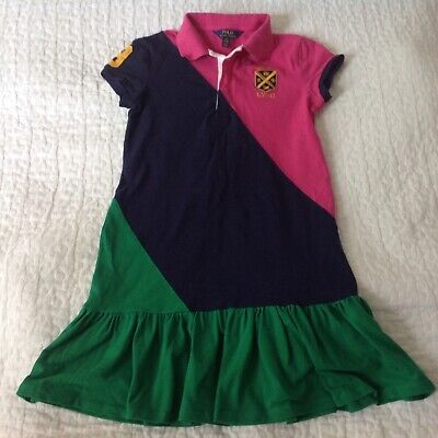 Ralph Lauren Polo dress size 12-14 years