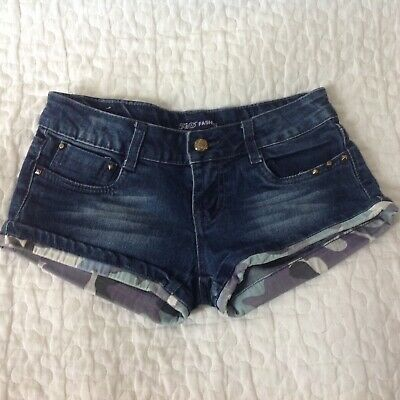 Denim shorts size 152 cm