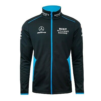 Williams Racing F1 Men's Team Softshell Jacket  - 2020