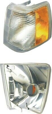 Turn Signal Light Assembly Left,Front Left URO Parts 3518622