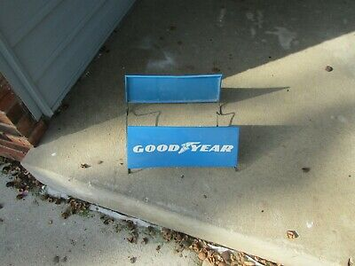 GOODYEAR TIRES  Point of sale Tire display rack