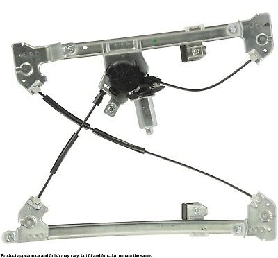 Power Window Motor and Regulator Assembly-Crew Cab Pickup Front Left Cardone