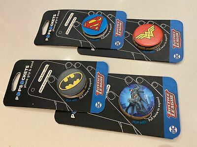 PopSockets Justice League Phone Grip & Stand Limited Quantity