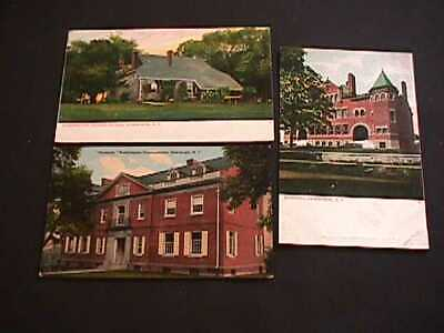 Academy, Washington Headquarters & Museum, Newburgh, New York Postcards