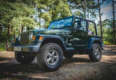 "Jeep Wrangler TJ 4.0L Sport 1997 with 2.5"" Lift-kit and Removable Hard Top"