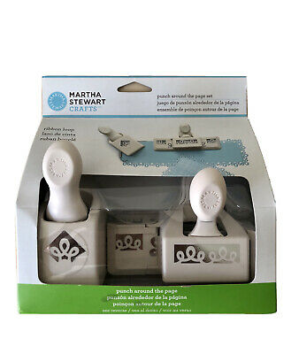 Crafts Hole Punch Set - Martha Stewart Crafts (Ribbon Loop)