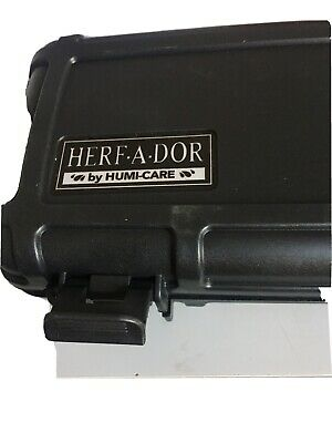 Herf a Dor by Humi-Care Travel Humidor 5 cigars capacity